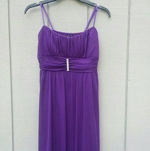 Homecoming /bridesmaid dress